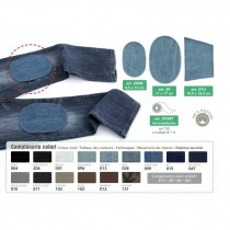 TOPPE JEANS TERMOADESIVE 10,5 X 16 CM MARBET