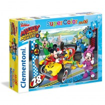 PUZZLE 24 MAXI MICKEY AND THE ROADSTER RACERS CLEMENTONI